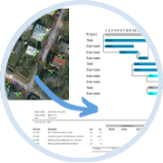 Interface with ftth Low Level design - fiber planning interface